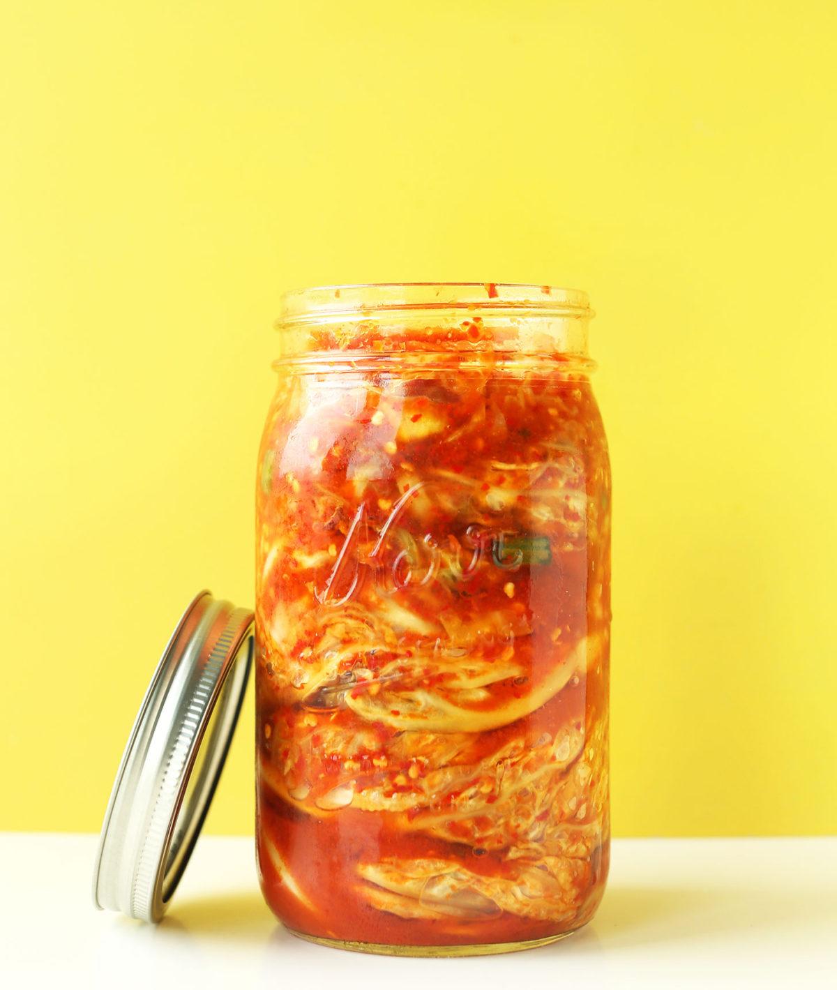 Kimchi Making Course
